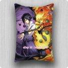 Naruto Dakimakura Uzumaki Sasuke Decorative Anime Hugging Pillow Case Cushion