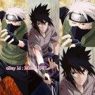 Naruto Dakimakura Kakashi Hatake Sasuke Uchiha Anime Hugging Body Pillow Case