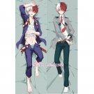 My Hero Academia Dakimakura Shoto Todoroki Anime Hugging Body Pillow Cover Case