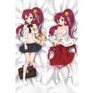 かぎろひ 勺景 桐島 楓 Anime Girl Dakimakura Hugging Body Pillow Case Cover