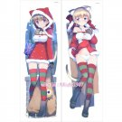 Strike Witches Dakimakura Lynette Bishop Anime Hugging Body Pillow Case Cover