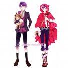 OZMAFIA!! Scarlet Anime Dakimakura Hugging Body Pillow Case Cover