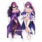 Fate/Grand Order FGO Anime Dakimakura Scathach Hugging Body Pillow Case Cover 2