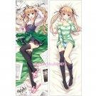 Saekano Dakimakura Eriri Anime Girl Hugging Body Pillow Case Cover