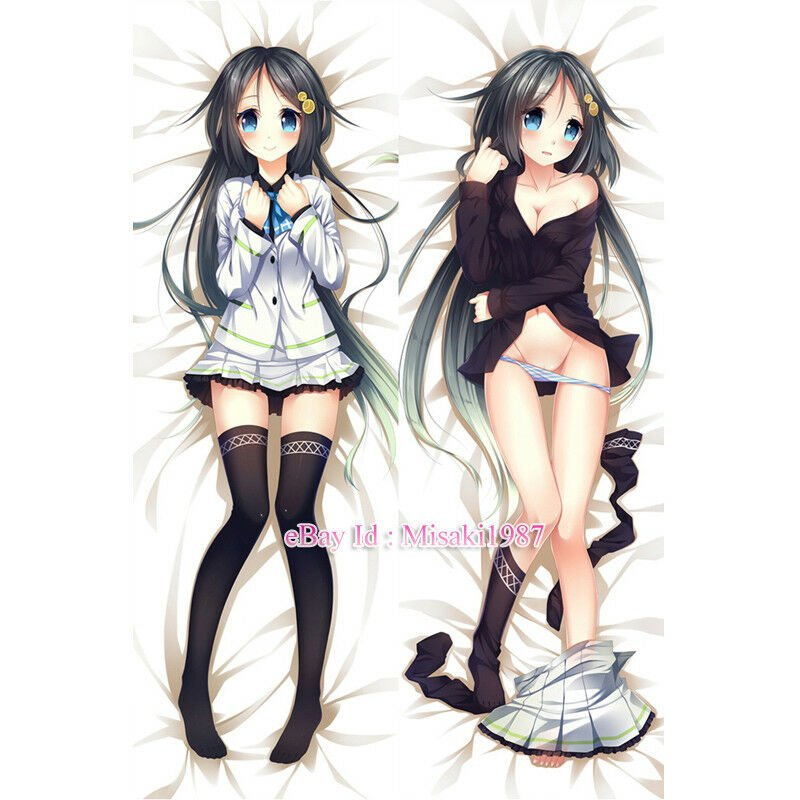 Musaigen no Phantom World Reina Izumi Anime Dakimakura Hugging Body Pillow Case