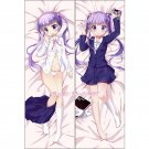 New Game! Aoba Suzukaze Anime Girl Dakimakura Hugging Body Pillow Case Cover