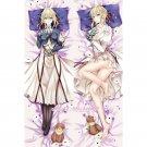 Violet Evergarden Anime Girl Dakimakura Hugging Body Pillow Cover Case 2
