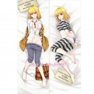 Prison School Dakimakura Hana Midorikawa Anime Hugging Body Pillow Case Cover