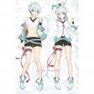Vocaloid 3 Yan He Anime Dakimakura Hugging Body Pillow Case Cover