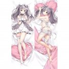 The Idolmaster Yukoku Kiriko Anime Dakimakura Hugging Body Pillow Case Cover