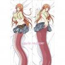 Monster Musume Miia Anime Girl Dakimakura Hugging Body Pillow Covers Case