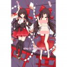 Touhou Project Reimu Hakurei Dakimakura Anime Hugging Body Pillow Cover Case 2