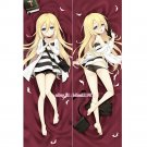 Angels of Death Dakimakura Rachel Gardner Anime Hugging Body Pillow Case Cover