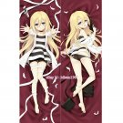 Angels of Death Dakimakura Rachel Gardner Anime Hugging Body Pillow Case Cover 2