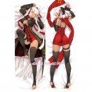 Fate/Grand Order Dakimakura Saber Souji Okita Anime Girl Body Pillow Case Cover