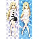 Angels of Death Rachel Gardner Anime Dakimakura Hugging Body Pillow Covers Case