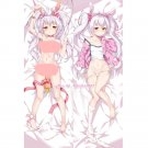 Azur Lane Laffey Anime Girl Dakimakura Hugging Body Pillow Cover Case アズールレーン