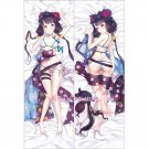 FGO Fate/Grand Order Katsushika Hokusai Anime Dakimakura Body Pillow Case Cover