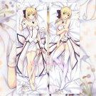 Fate Stay Night Fate Zero Dakimakura Saber Cute Anime Hugging Body Pillow Cases