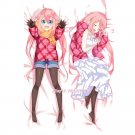 Laid-Back Camp Kagamihara Nadeshiko Anime Girl Dakimakura Body Pillow Cover Case