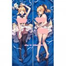 Fate/Grand Order FGO Dakimakura Saber Lily Anime Hugging Body Pillow Case Cover