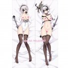 NieR Automata YoRHa Type B 2B Dakimakura Anime Hugging Body Pillow Case Cover 02