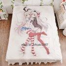 Kantai Collection Amatsukaze Shimakaze Cute Anime Bedsheet Summer Quilt Blanket