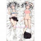 The Idolmaster Ranko Kanzaki Anime Dakimakura Hugging Body Pillows Case Cover