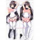 Infinite Stratos Dakimakura Houki Shinonono Anime Hugging Body Pillow Case Cover