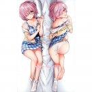 Fate/Grand Order Mash Kyrielight Dakimakura Anime Girl Body Pillow Case Covers