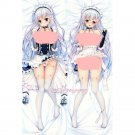 Azur Lane Belfast Anime Girl Dakimakura Hugging Body Pillow Case Cover アズールレーン
