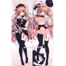 Kantai Collection KanColle Murasame Anime Dakimakura Hugging Body Pillow Case