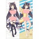 Re:Dive Princess Connect Dakimakura Kyaru Anime Hugging Body Pillow Case Cover