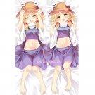 Touhou Project Moriya Suwako Anime Dakimakura Hugging Body Pillow Case Cover