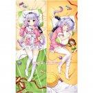 Miss Kobayashi's Dragon Maid Dakimakura Kanna Anime Girl Body Pillows Case Cover