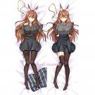 Arknights Franka Anime Girl Dakimakura Hugging Body Pillow Case Cover
