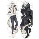 Arknights SilverAsh Anime Dakimakura Hugging Body Pillow Case Cover