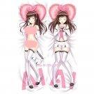 YouTuber Kizuna AI Dakimakura Anime Girl Hugging Body Pillow Case Covers