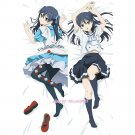 Hello World Dakimakura Ruri Ichigyou Anime Girl Hugging Body Pillow Case Cover