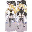 Touhou Project Kirisame Marisa Anime Dakimakura Hugging Body Pillow Case Cover