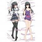 OreGairu Yukino Yukinoshita Anime Girl Dakimakura Hugging Body Pillow Cover Case