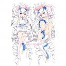 アズールレーン Azur Lane Dakimakura Laffey Anime Girl Hugging Body Pillow Cases Cover