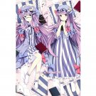 Touhou Project Patchouli Knowledge Anime Girl Dakimakura Body Pillows Case Cover
