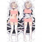 アズールレーン Azur Lane Sheffield Anime Girl Dakimakura Hugging Body Pillow Case Cover