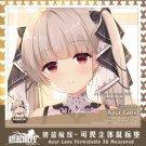 アズールレーン Azur Lane Formidable Anime Girl 3D Mouse Pad Mat Wrist Rest Milk Silk