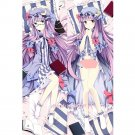 Touhou Project Patchouli Knowledge Anime Girl Dakimakura Body Pillows Cover Case