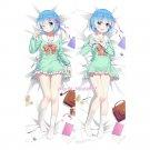 ゼロから始める異世界生活 Re:Zero Rem Anime Girl Dakimakura Hugging Body Pillows Case Cov