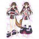 Utawarerumono Rurutie Anime Girl Dakimakura Hugging Body Pillow Case Cover