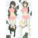 Kantai Collection KanColle Kitakami Anime Girl Dakimakura Body Pillow Case Cover