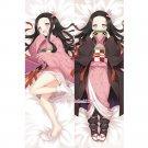 Demon Slayer Kamado Nezuko Dakimakura Anime Hugging Body Pillow Case Cover